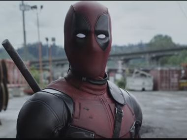 Screengrab from Deadpool. YouTube