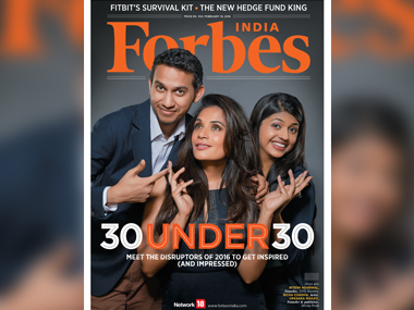 Latest issue of Forbes