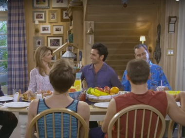 Fuller House. Screengrab from YouTube