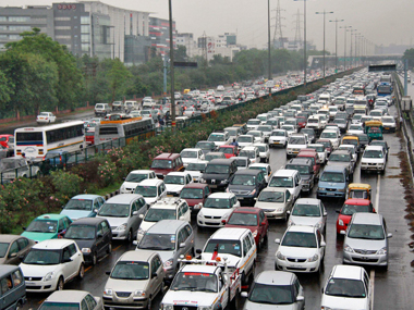 Odd-even formula is returning to the National Capital. Reuters