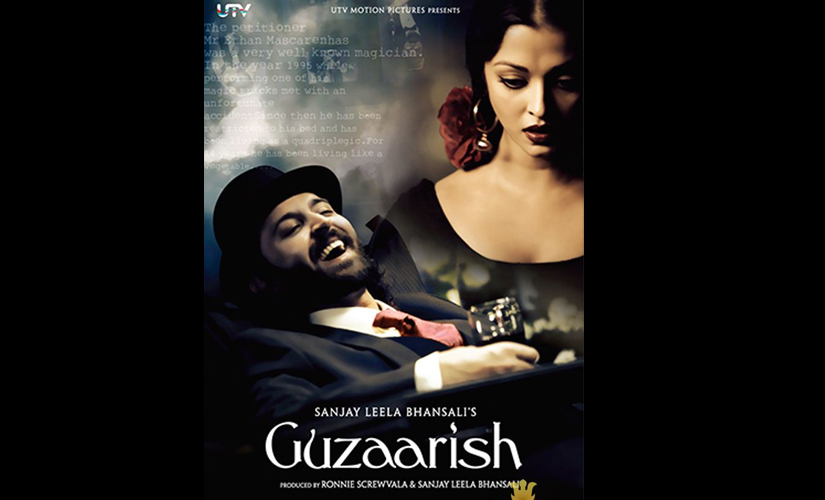 Guzaarish film poster