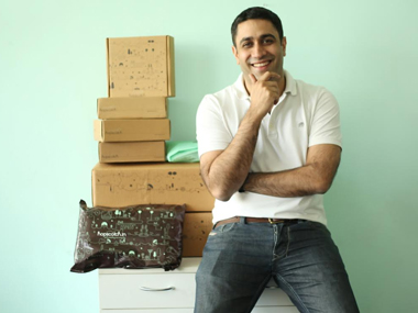 Rahul Anand, Founder & CEO, Hopscotch.in