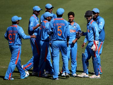 File image of India Under-19 team. Getty