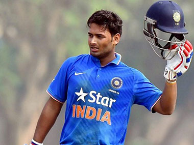 Under-19 India captain Ishan Kishan. IBN Live