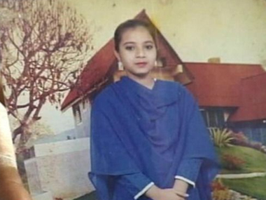 Ishrat Jahan. File photo. PTI
