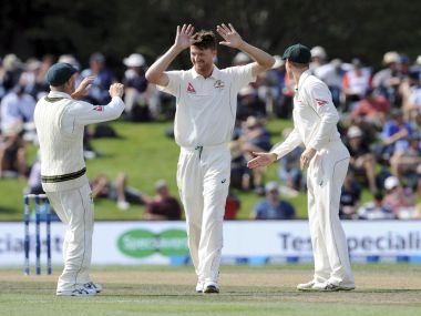 Jackson Bird took his first five-wicket haul in tests. AP