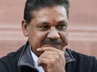 Kirti Azad. File photo. PTI