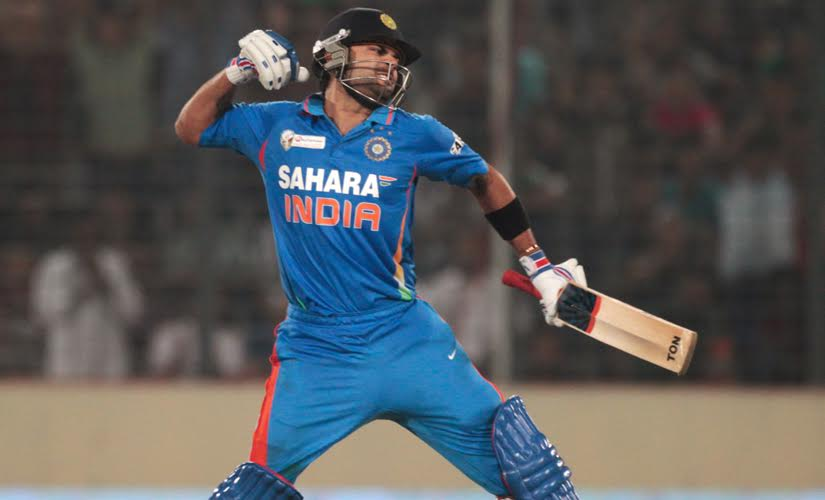 Kohli unleashed a batting masterclass to complete an unlikely run-chase. Reuters