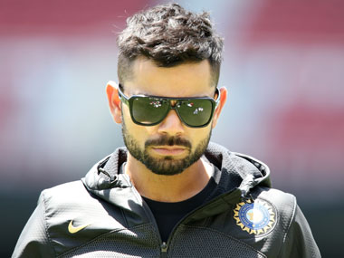 File photo of Virat Kohli. Getty Images