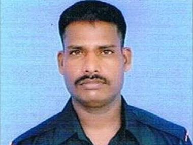 File image of Lance Naik Image courtesy: Indian Army.