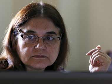 Maneka Gandhi. Reuters