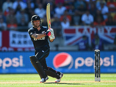 File photo of Brendon McCullum. Getty Images