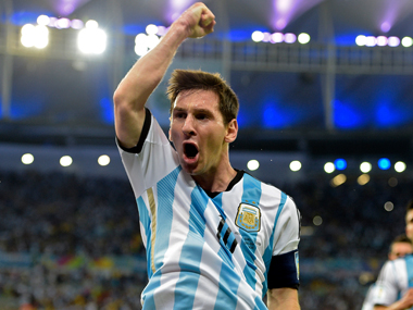 Messi has an opportunity to strike back at Chile