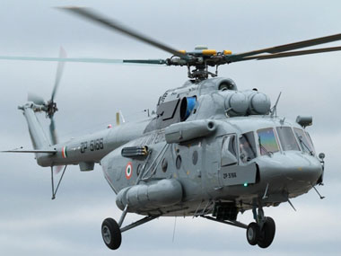 Mi-17V-5. Image courtesy Russian Helicopters