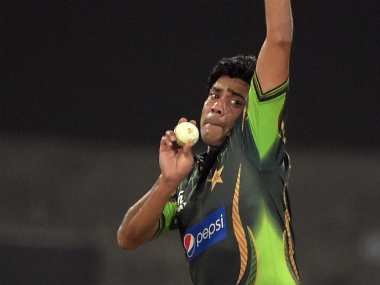 File Photo of Mohammad Sami. AFP