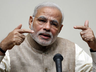 Narendra Modi is aware that government is staring at yet another washout during Budget session. Reuters