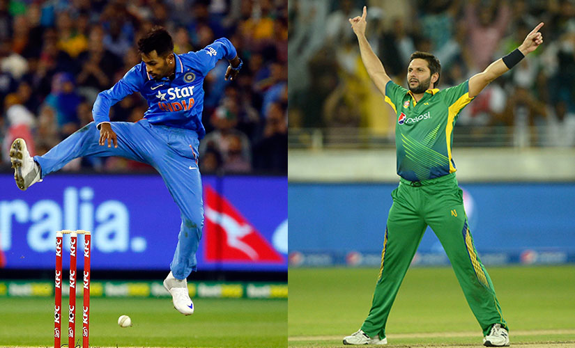 India's young-gun vs Pakistan's seasoned veteran (?) Getty