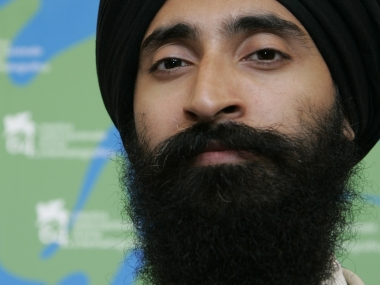Actor Waris Ahluwalia. Reuters