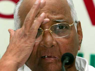 Sharad Pawar said BJP government was blatantly misusing its power. PTI