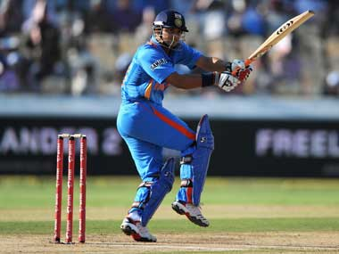 Suresh Raina last played for the country in ODIs last October when India lost 2-3 to South Africa at home. This is his chance to impress and seal his place in the limited overs side again. Getty