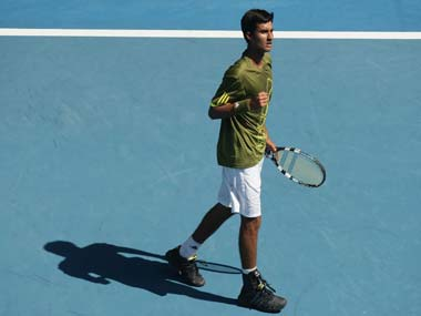 File photo of Yuki Bhambri. Getty Images