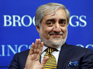 Afghanistan's Chief Executive Abdullah Abdullah. Reuters