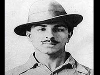 Bhagat Singh. File photo. Image courtesy: ibnlive