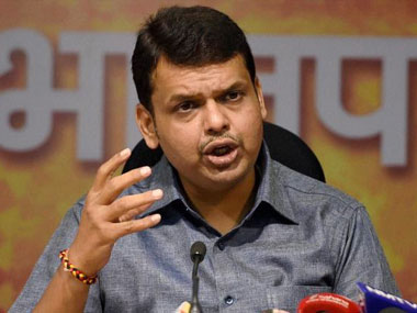 File photo of Devendra Fadnavis. PTI