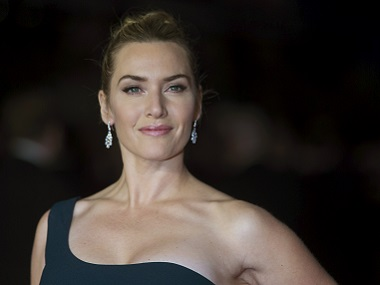 Kate Winslet. Reuters