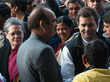 The National Herald imbroglio. Naresh Sharma/Firstpost