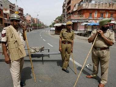 Image result for Jaipur violence: As tensions continue in Rajasthan's capital, Muslim organisations prepare to stage dharna today