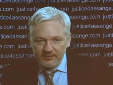 Julian Assange. GettyImages
