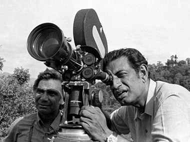 Satyajit Ray. File photo. IBNLive