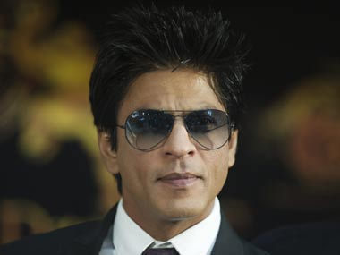 Actor Shah Rukh Khan. Reuters