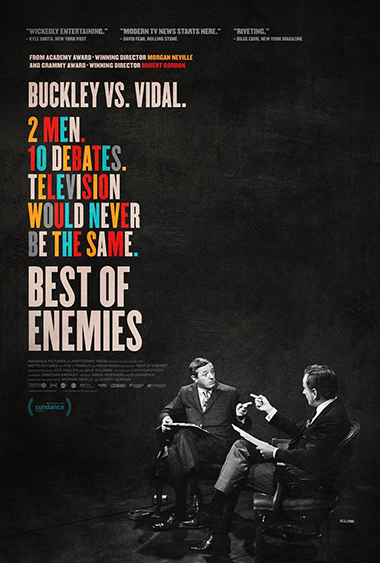 Picture courtesy: 'Best of Enemies' Facebook page