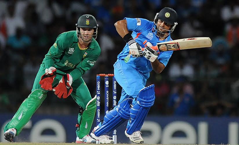 Suresh Raina will again play a key role for India in the World T20. Getty