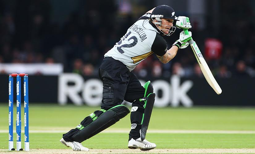 New Zealand will miss BMac in the ongoing World T20. Getty