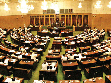 Andhra Assembly. AP