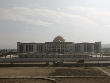 Representational image of Afghan Parliament. Reuters