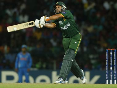 File picture of Shahid Afridi. AP