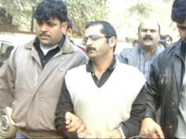 A file image of Afzal Guru. Image courtesy: IBNLive