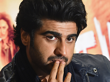 Arjun Kapoor. Image from AFP