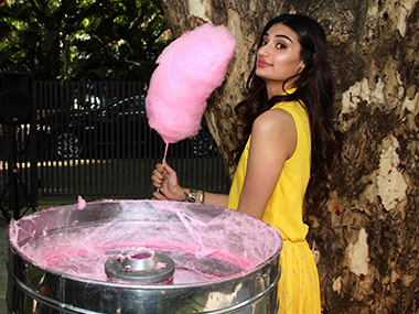 Athiya Shetty. Image from Solaris