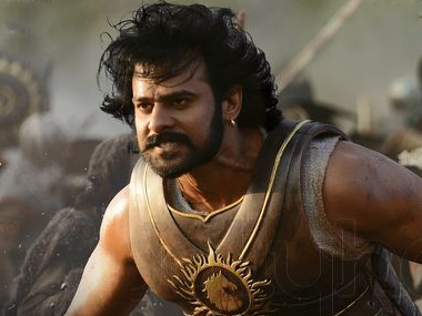 Baahubali. Screen grab from YouTube