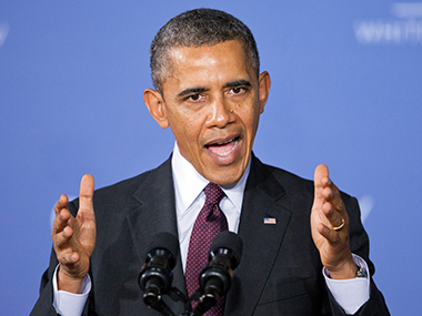 File image of US President Barack Obama. AP