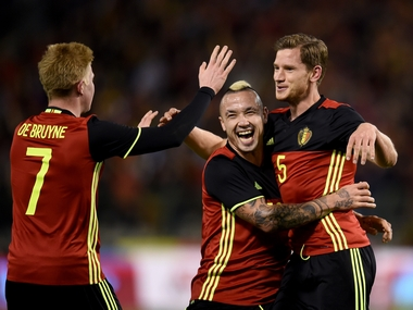 Belgium's friendly against Portugal has been moved  in light of terror attacks. Getty