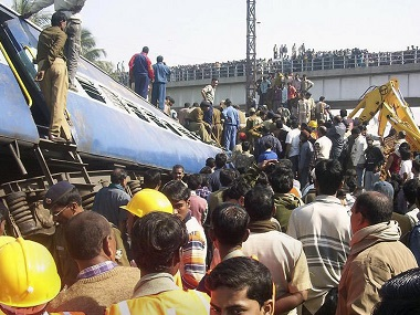File photo of the Bhagalpur tragedy. Reuters