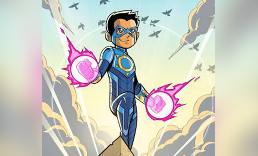 Chakra the Invincible, co-created by the legendary Stan Lee