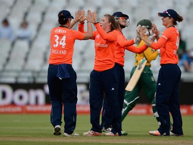 England Women's Cricket Team. Getty Images