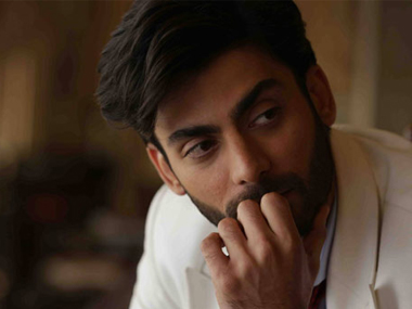 Fawad Khan. Image from IBNlive